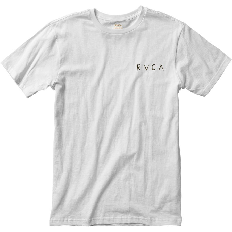 RVCA Skull Teller Short Sleeve T-Shirt  - Mens