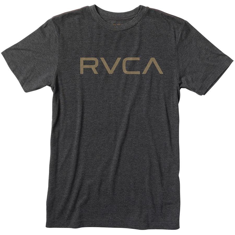Rvca Big Rvca Reverse T Shirt Men 39 S