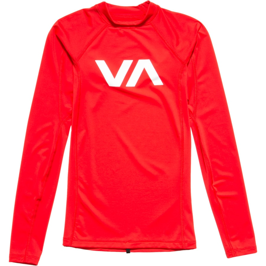 RVCA VA Rashguard - Long-Sleeve - Mens