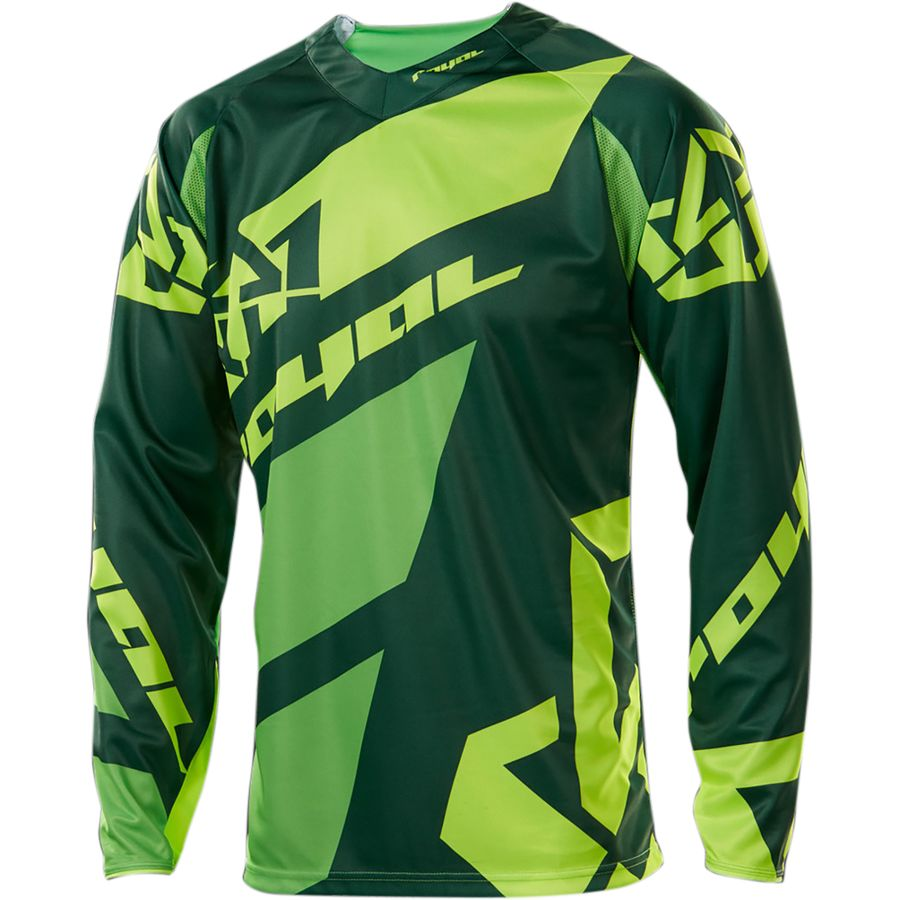 Royal Racing Victory Race Jersey - Long Sleeve - Mens