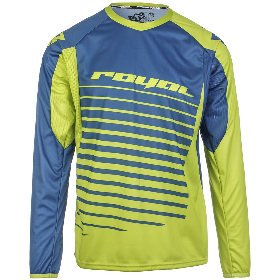 Royal Racing Stage 2 Jersey - Long Sleeve - Mens