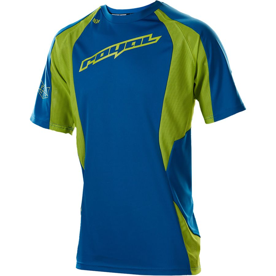 Royal Racing Turbulence Jersey - Short Sleeve - Mens
