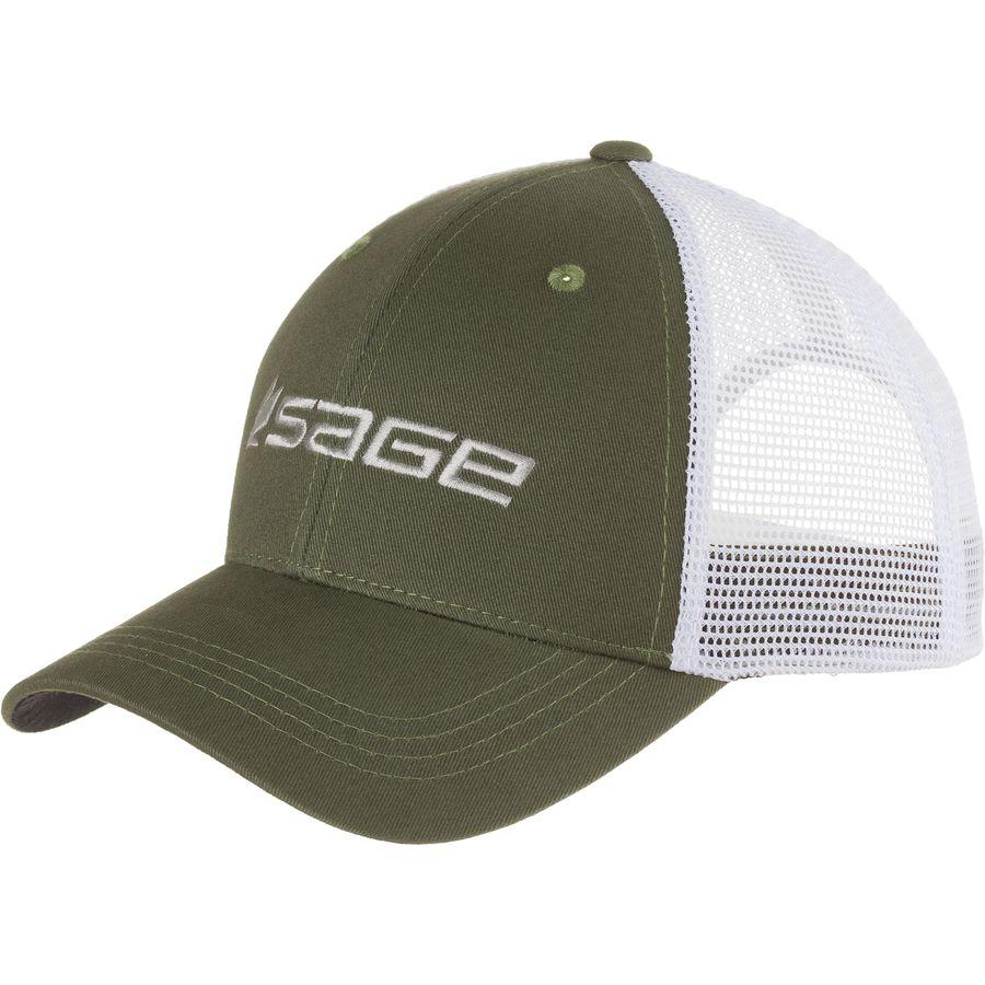Sage mesh back hat for Sage fly fishing hat