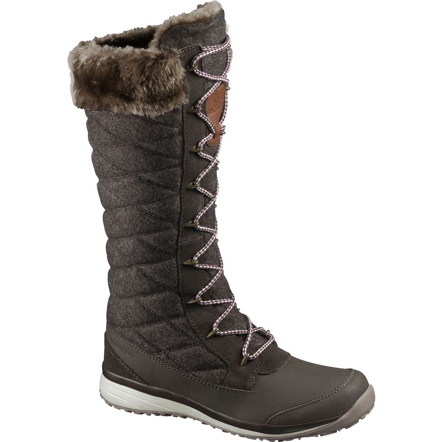 Salomon Hime High Winter Boot Women S Backcountry Com