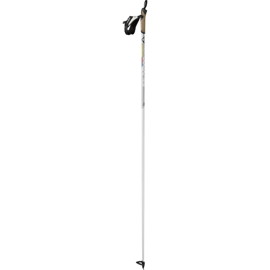 how to choose cross country ski pole length