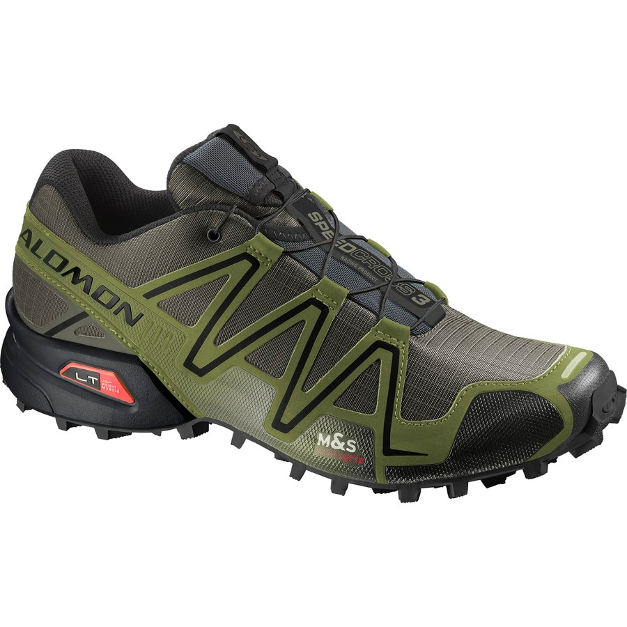 salomon speedcross 3 gtx trail running shoe men 39 s. Black Bedroom Furniture Sets. Home Design Ideas