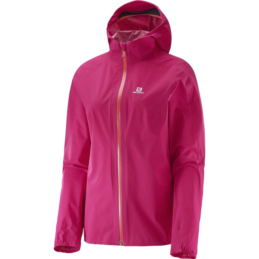 Salomon Bonatti Waterproof Jacket - Womens