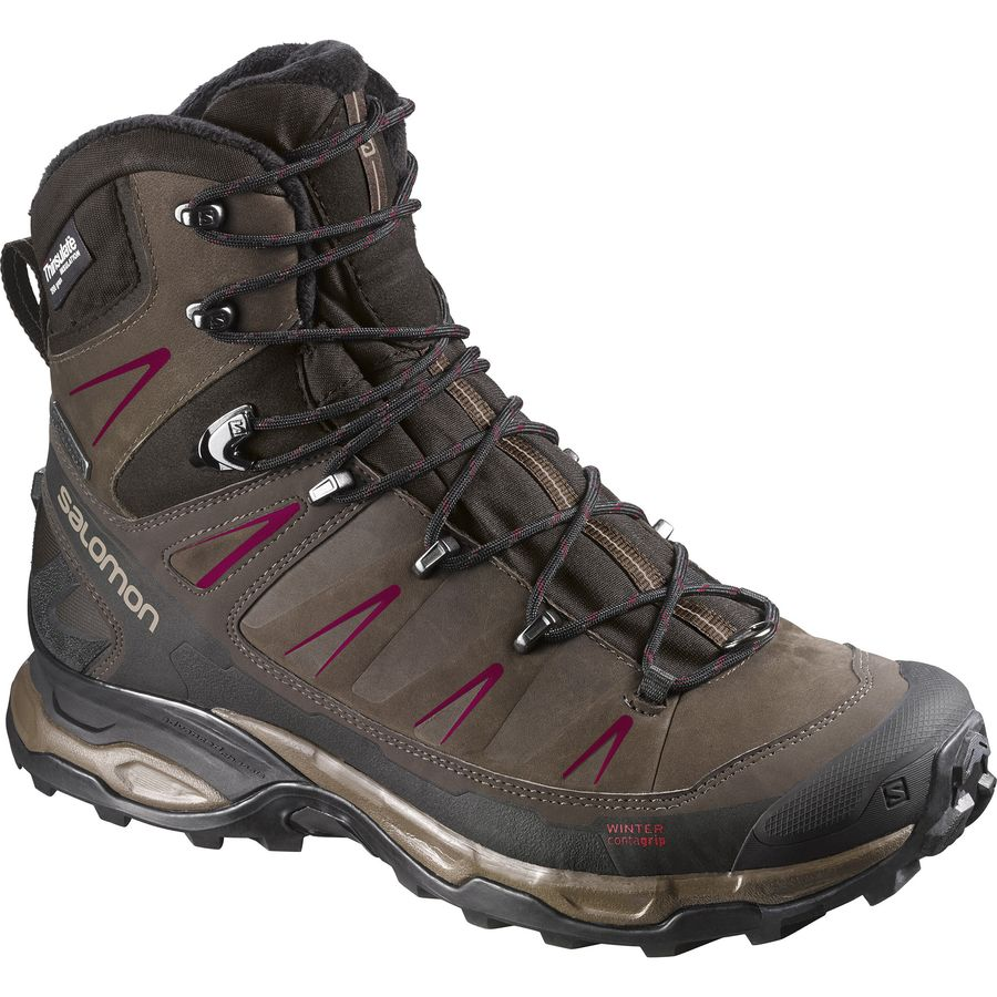 Salomon X Ultra Winter CS WP Boot - Womens