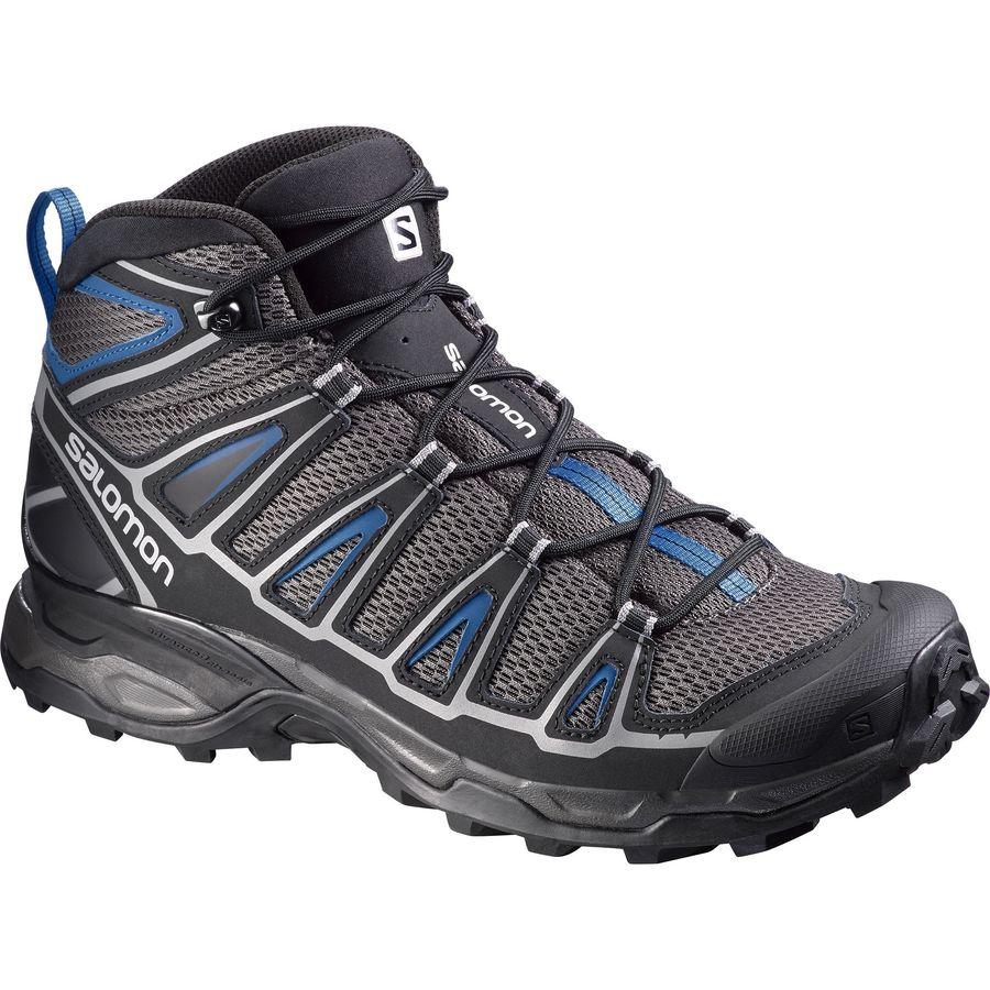 Salomon X Ultra Mid Aero Hiking Boot - Mens