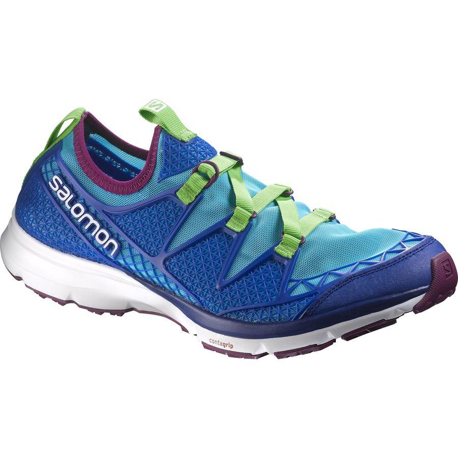 Salomon crossamphibian water shoe women 39 s for Womens fishing shoes