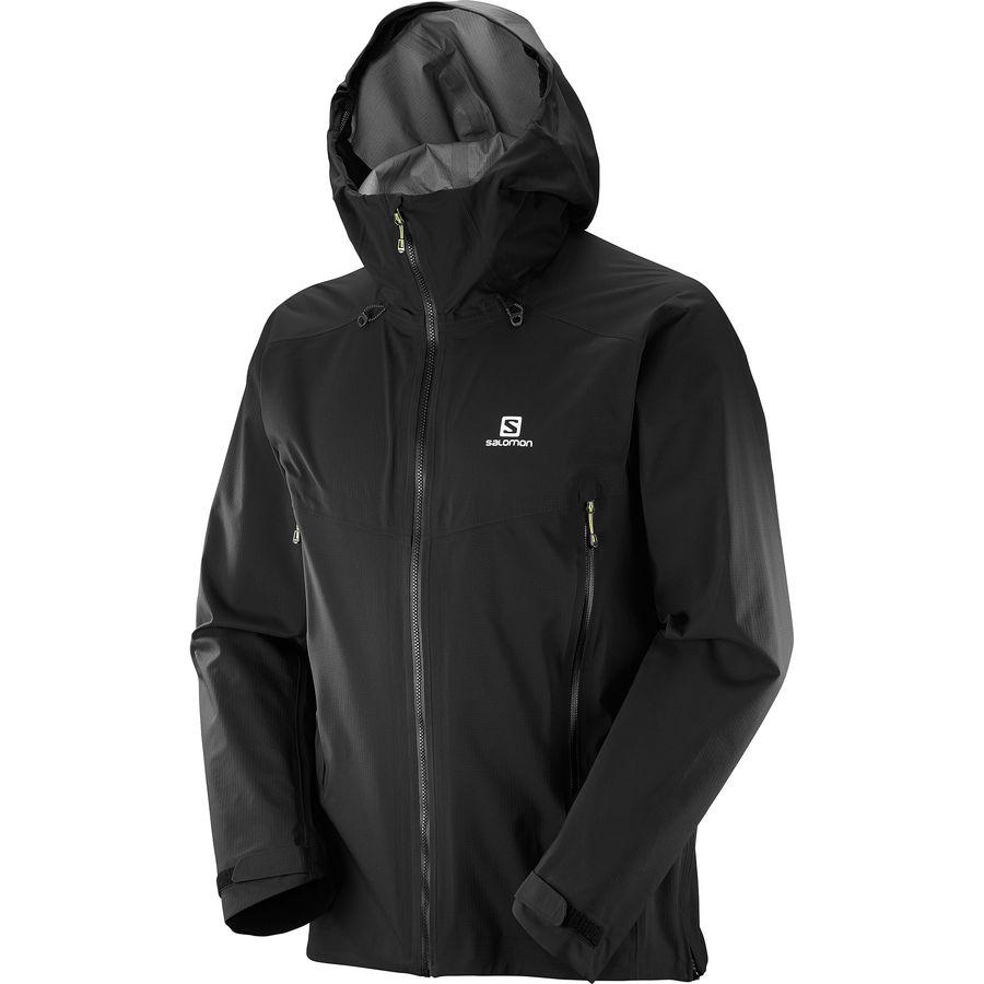 Salomon X Alp 3L Flowtech Jacket - Men's