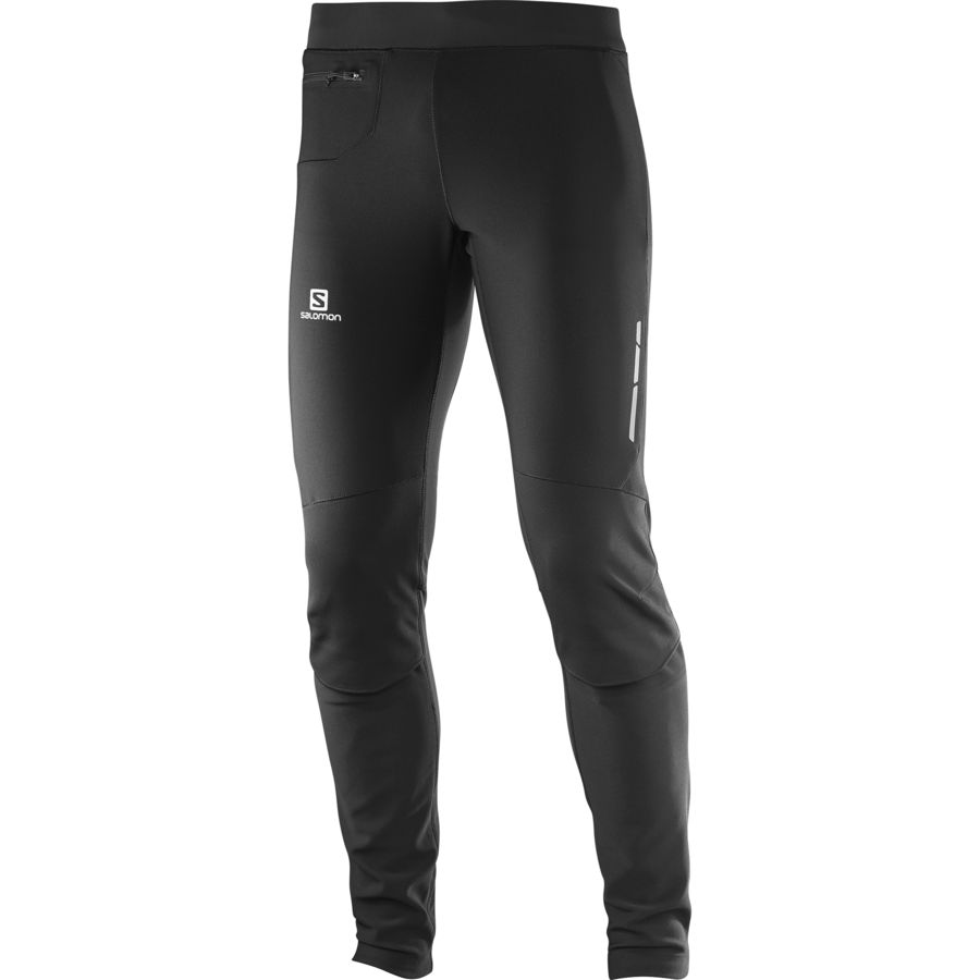 Salomon Momemtum Windstopper Tight - Men's