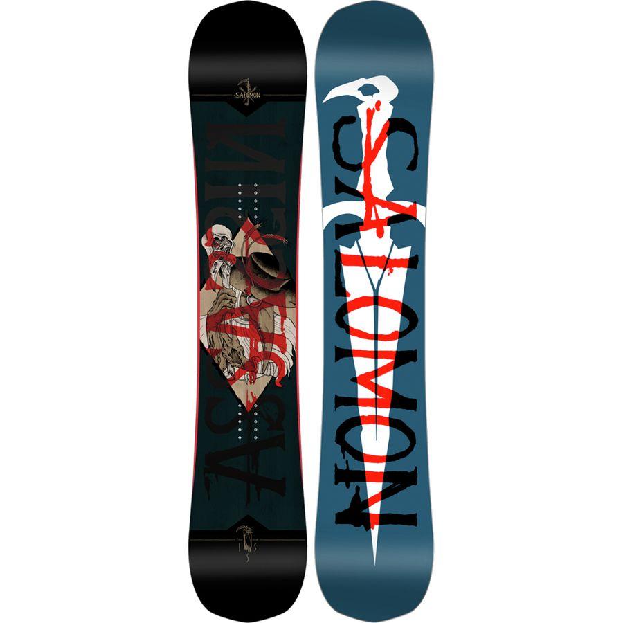 Salomon Snowboards Assassin Snowboard - Wide