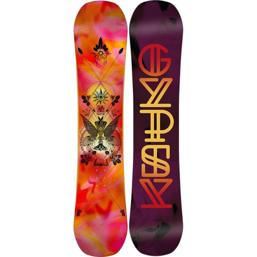 Salomon Snowboards Gypsy Grom Snowboard - Kids'