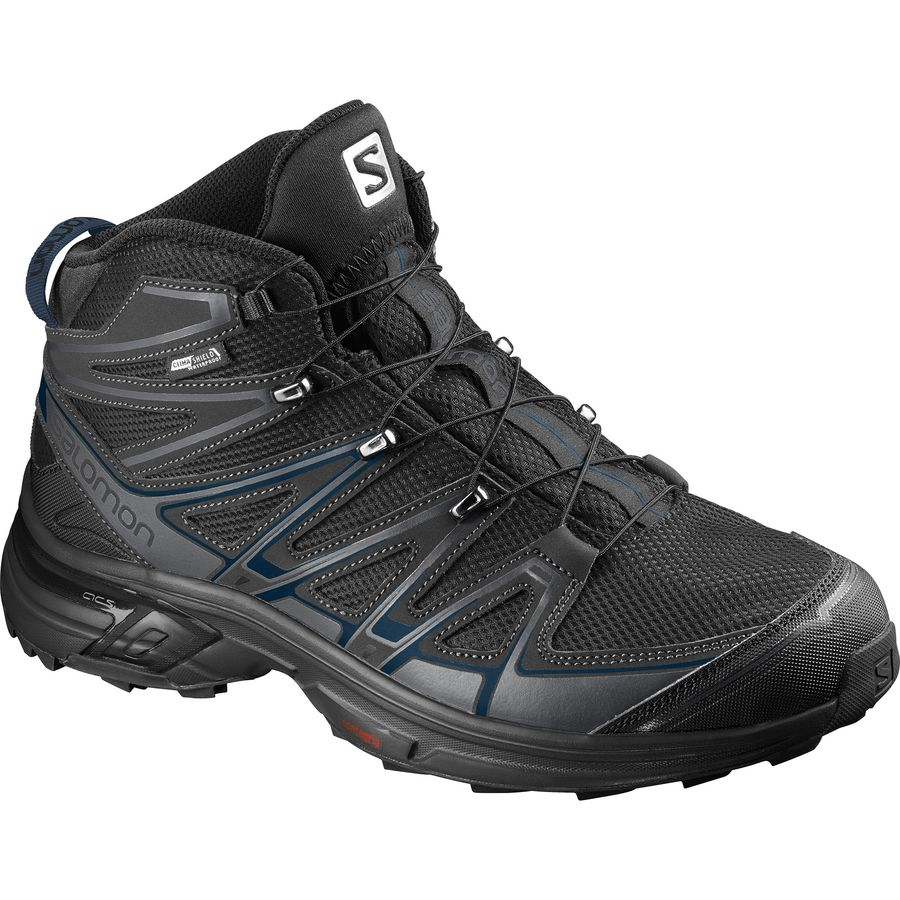 Salomon X-Chase Mid CS WP Hiking Boot - Mens