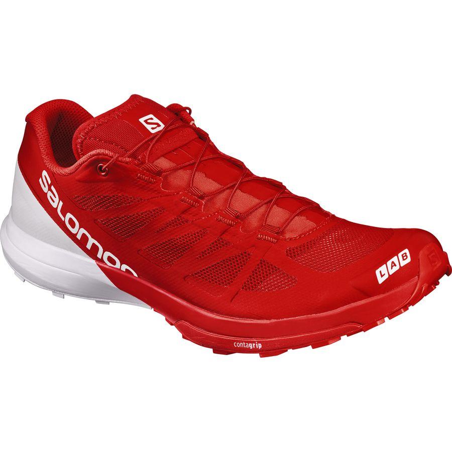 Salomon S Lab Sense 6 Trail Running Shoe Men S