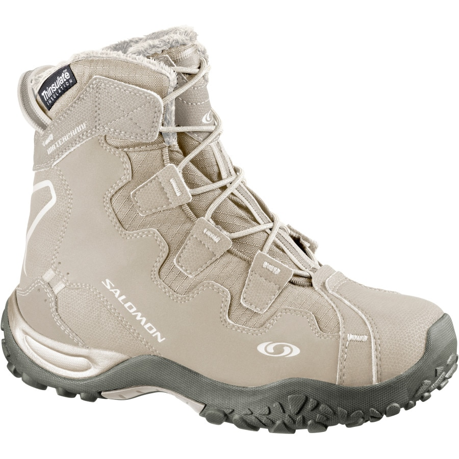 salomon winter boots women