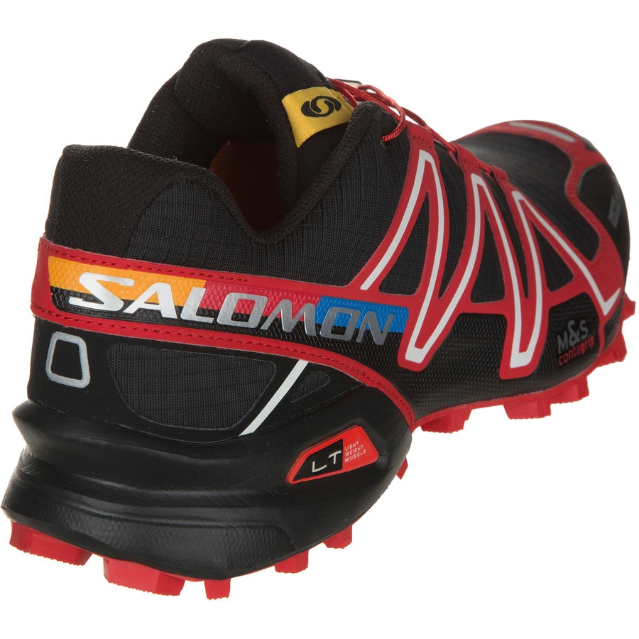 Salomon Spikecross  Cs Trail Running Shoe