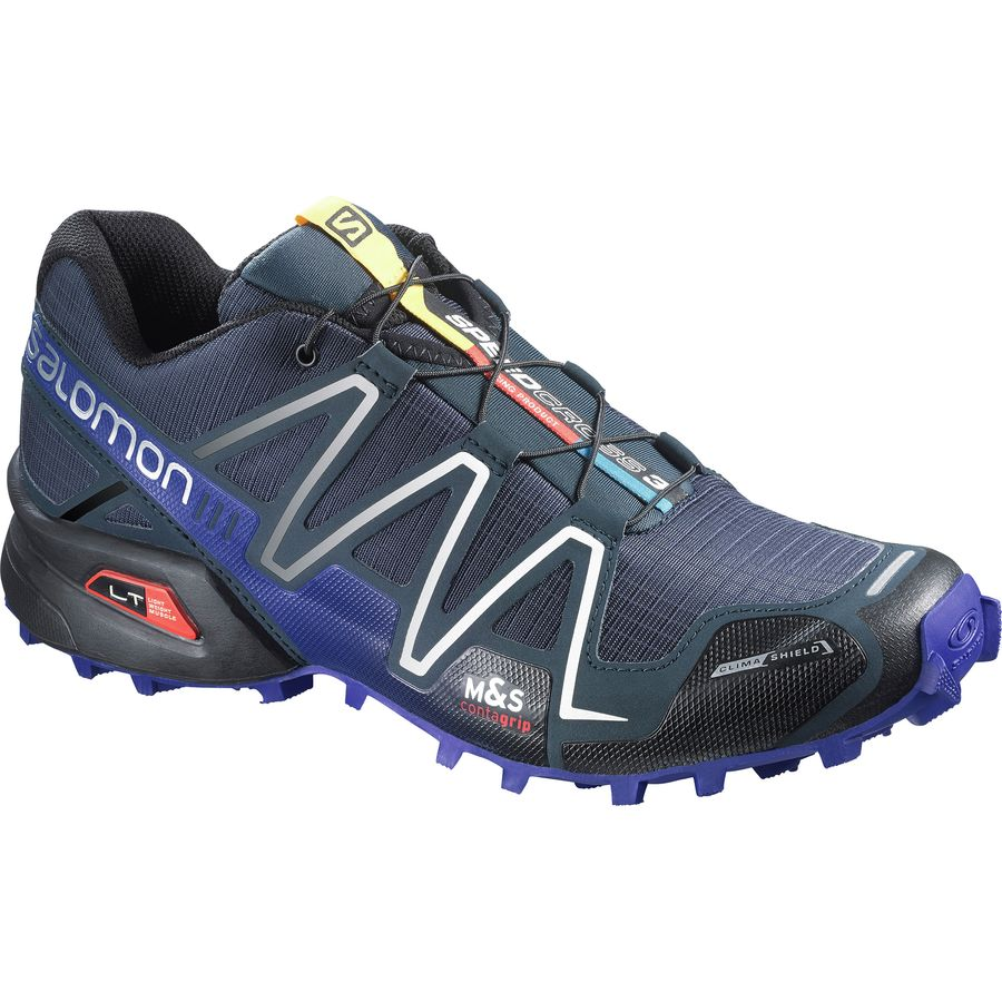 salomon speedcross 3 climashield trail running shoe men 39 s. Black Bedroom Furniture Sets. Home Design Ideas