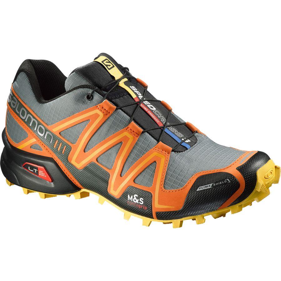 Salomon Speedcross 3 Climashield Trail Running Shoe - Mens