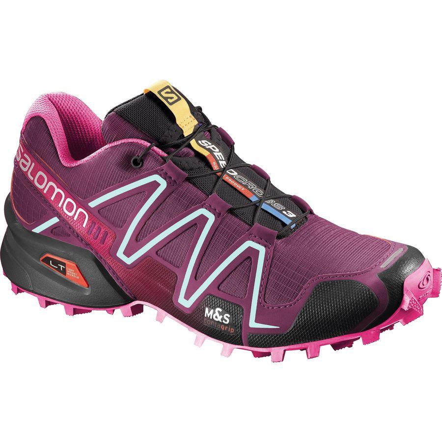 Womens Pink Bike Shoes