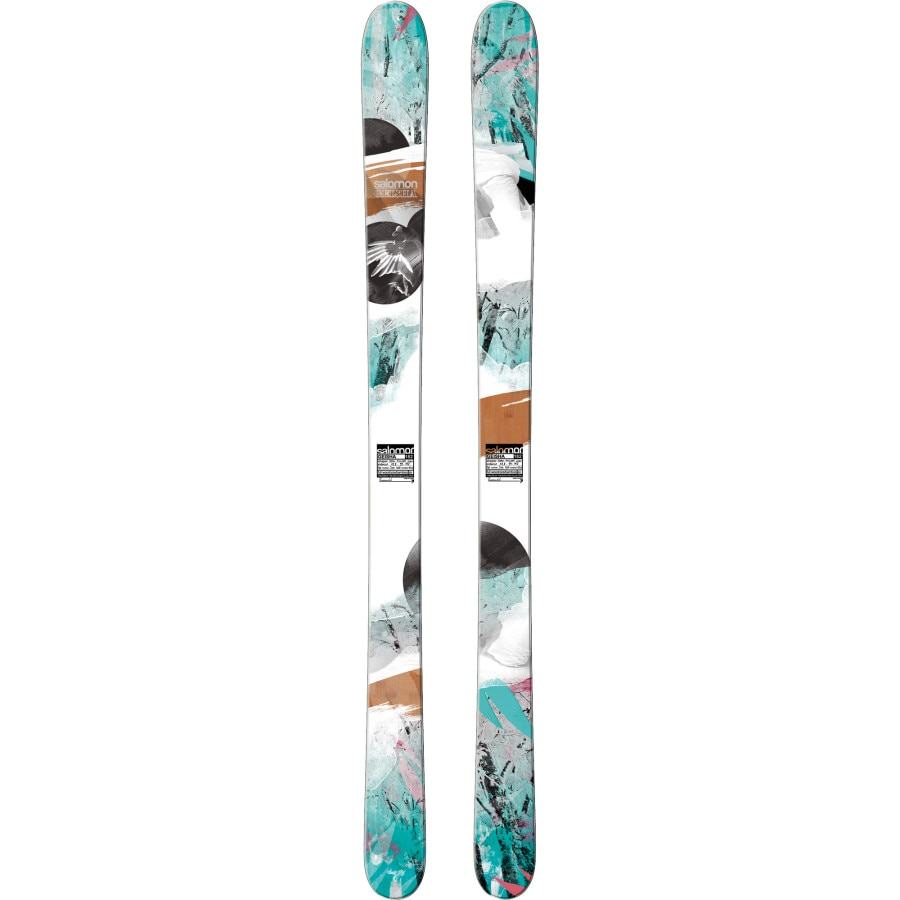 salomon backcountry skis