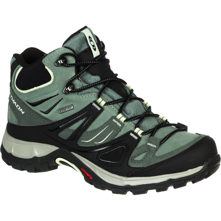 Simple Salomon Womens Comet 3D Lady GTX Hiking Boots  Good Sports