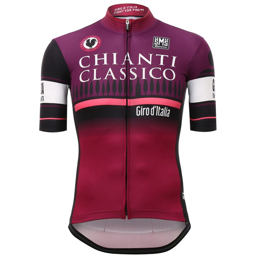 Santini The Chianti Time Trial Jersey - Short-Sleeve - Mens