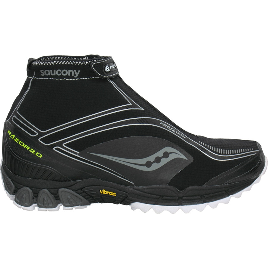 Saucony Progrid Razor Mens Waterproof Trail Running Shoes
