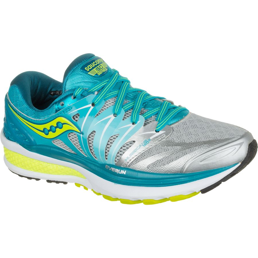 Saucony Everun Hurricane Iso Running Shoe Women