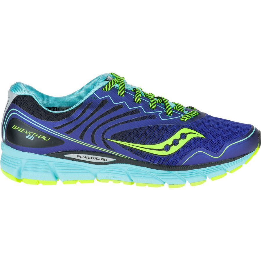 Saucony PowerGrid Breakthru 2 Running Shoe - Womens