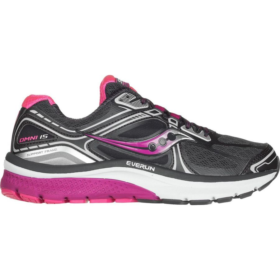 Saucony Omni 15 Running Shoe - Wide - Womens