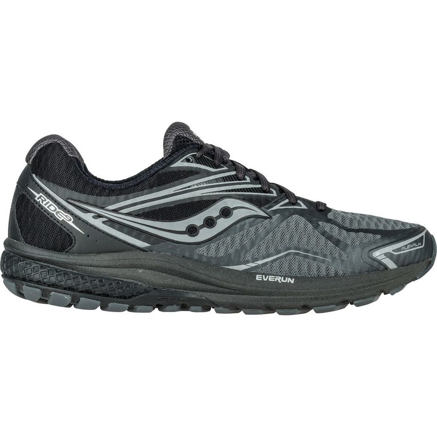 Saucony Ride 9 Reflex Running Shoe - Mens
