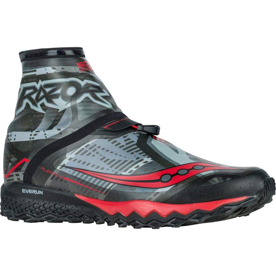 Saucony Razor Ice Plus Trail Running Shoe - Mens