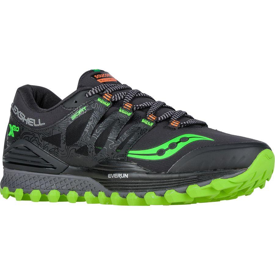 Saucony Women S Xodus Iso Runshield Trail Running Shoe