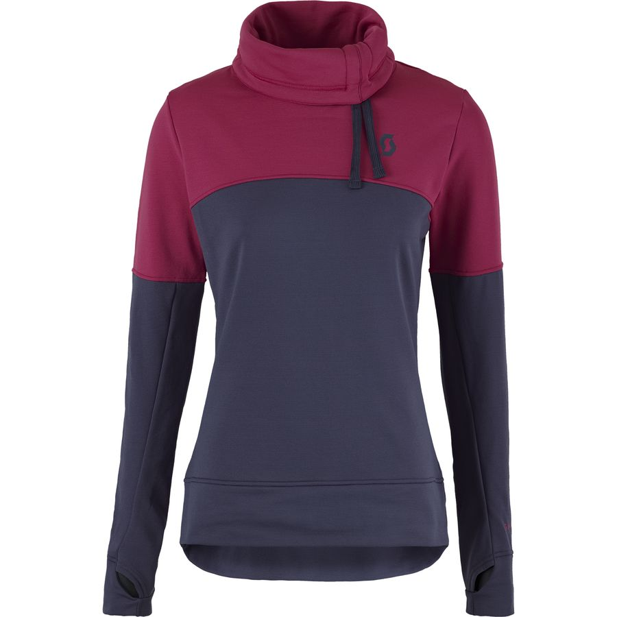 Scott Defined Merino Fleece Pullover - Womens