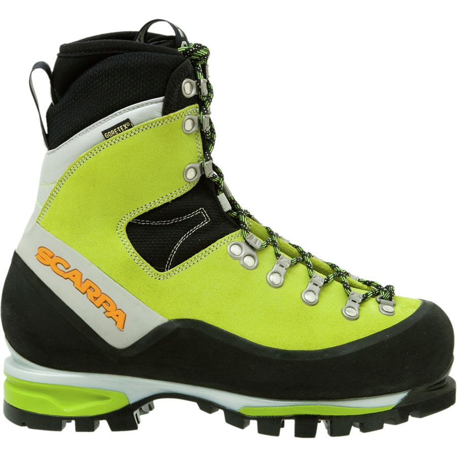 Scarpa mont blanc gtx mountaineering boot women 39 s for Womens fishing shoes