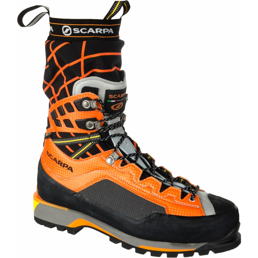 scarpa rebel ultra gtx mountaineering boot men 39 s. Black Bedroom Furniture Sets. Home Design Ideas