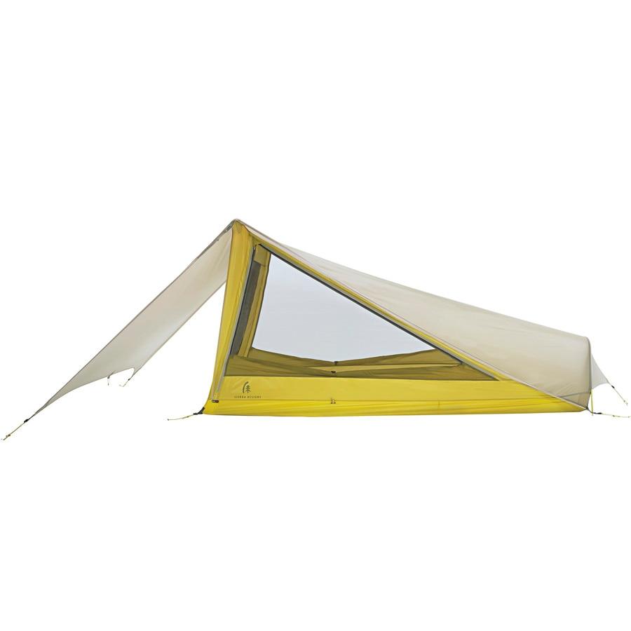 Sierra Designs Tensegrity 1 FL Tent: 1-Person 3-Season