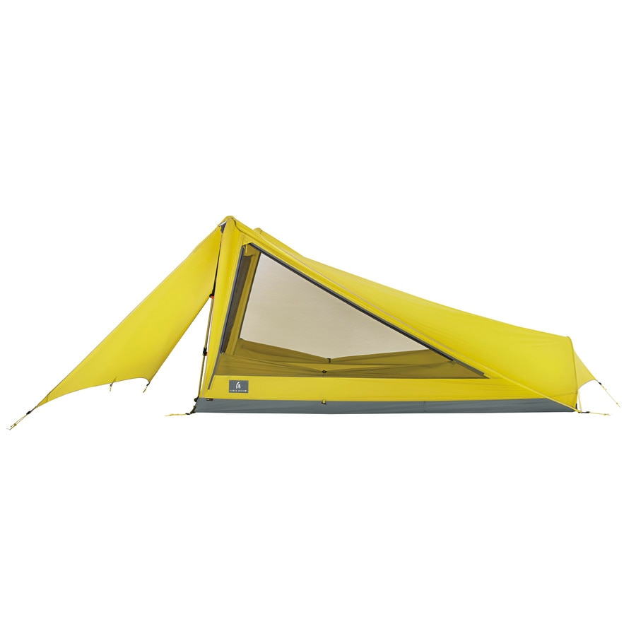 Sierra Designs Tensegrity 1 Elite Tent: 1-Person 3-Season