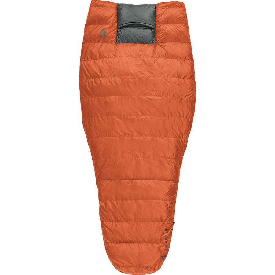 Sierra Designs Backcountry Quilt 600 Sleeping Bag: 42 Degree Down