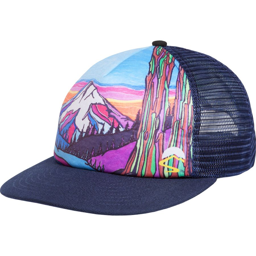 sunday afternoons northwest trucker hat backcountry
