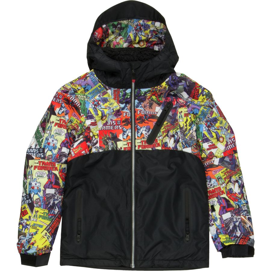 686 Transformer Insulated Jacket Boys Backcountry Com