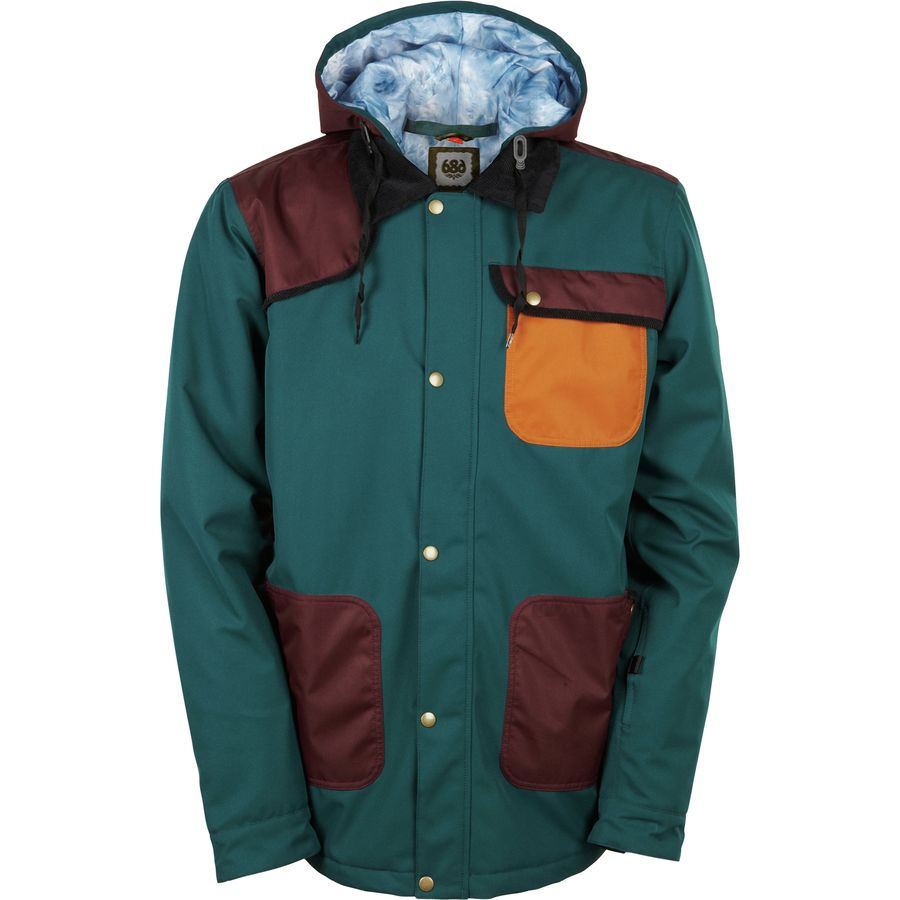 686 Forest Bailey Cosmic Happy Insulated Jacket - Mens