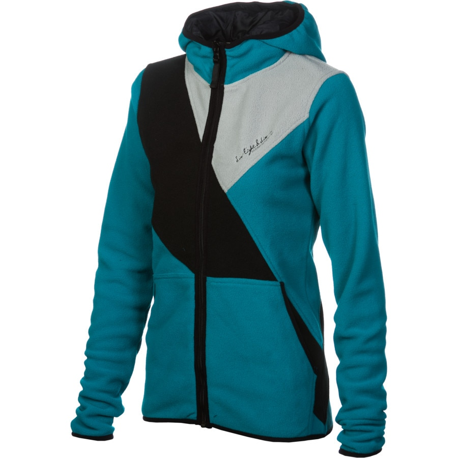 686 Vista Tech Fleece Full-Zip Hoodie - Women's | Backcountry.com