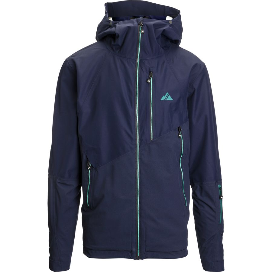 Strafe Outerwear Exhibition FX Hooded Jacket - Mens