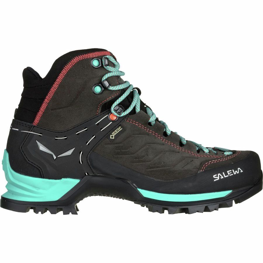 salewa mountain trainer mid gtx backpacking boot women 39 s. Black Bedroom Furniture Sets. Home Design Ideas