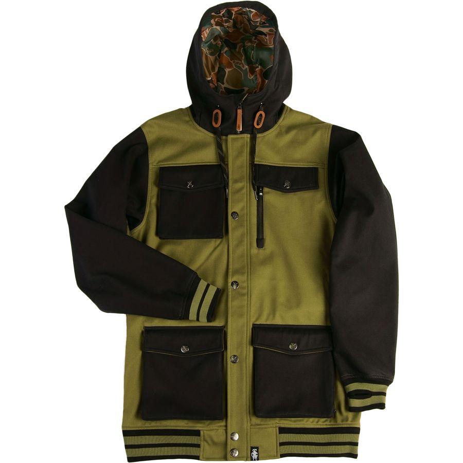 Saga Shutout Softshell Jacket - Men's