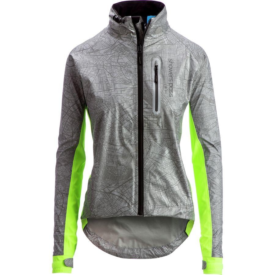 Showers Pass Hi Vis Torch Jacket - Womens