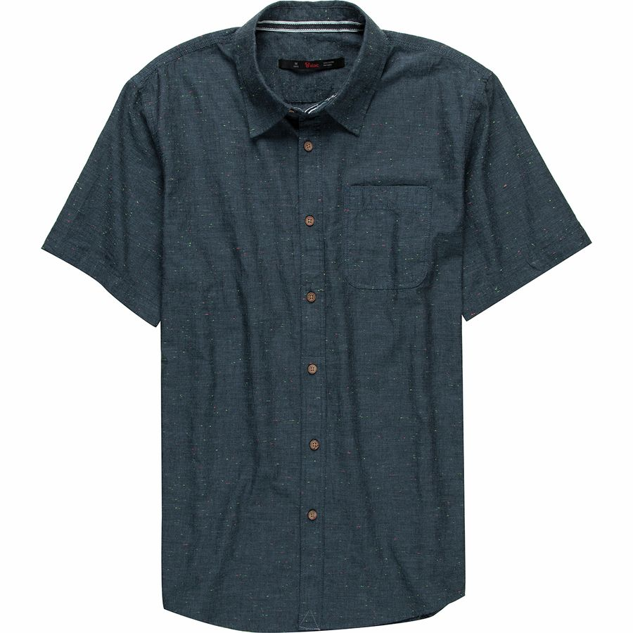 Stoic radiator slub shirt men 39 s for What is a slub shirt